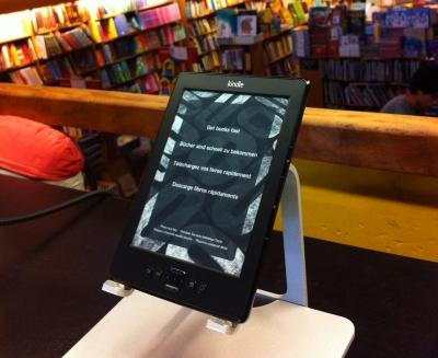 Kindle na Vila